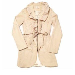 Kenar Jackets & Blazers - Kenar Ruffle Jacket