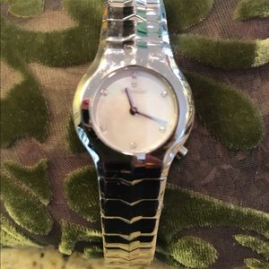 Tag Heuer Accessories - Tag Heuer Alter Ego Diamond and Mother-of-Pearl