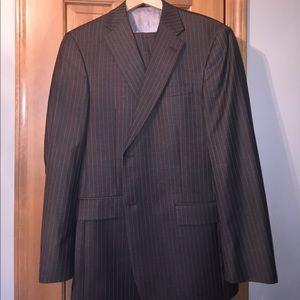 Hart Schaffner Marx Other - Dillard's Hart Schaffer Marx Suit 42L