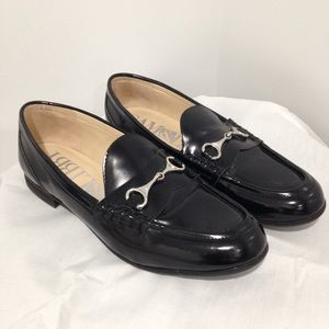 Sam & Libby Shoes - Sam & Libby black buckle loafer patent leather 6.5
