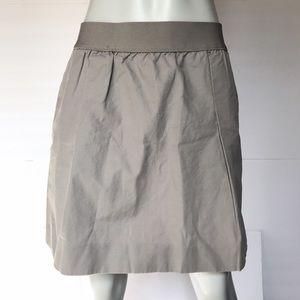 J. Crew Factory Dresses & Skirts - {j. crew} gray cotton skirt
