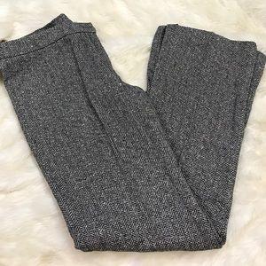 🛍 XOXO • Wool Tweed Trousers