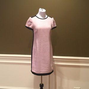 Banana republic pink woo' dress