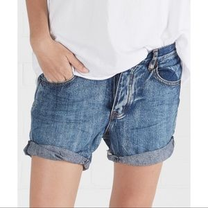 One Teaspoon Cobaine Chaser Shorts