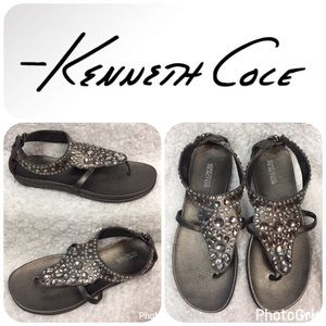 Kenneth Cole Reaction Shoes - LIKE NEW *KENNETH COLE* Reaction Sandals Size 9.5!