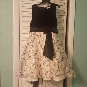 Little Miss Other - Elegant Girls dress