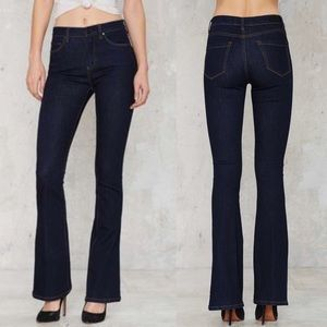 Blank NYC Denim - Blank NYC Lies and alibis flare jeans