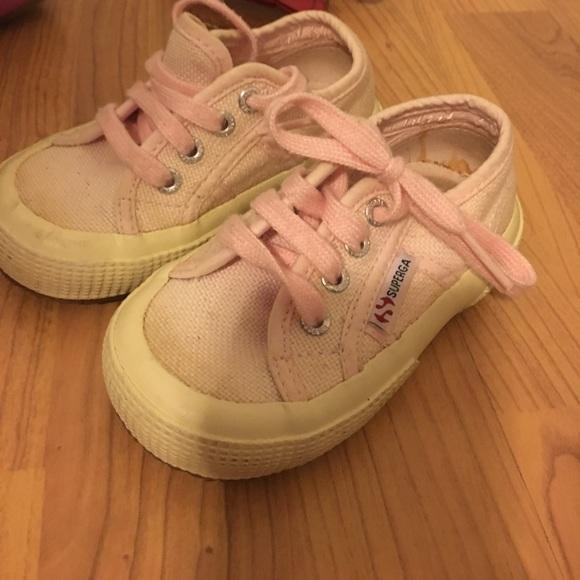 7133d690e568 Girls Superga Light Pink Sneaker 51 2