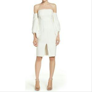 Bardot Dresses & Skirts - NWT, BARDOT Daria Off The Shoulder Dress