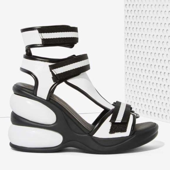 389175ea011948 Jeffrey Campbell Shoes Strap Sandals Nasty Gal Jeffrey Campbell