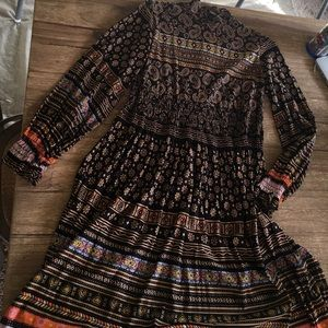 Amazing Vintage 70s Dress