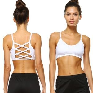Twilight Gypsy Collective Other - Crossover Sports Bra
