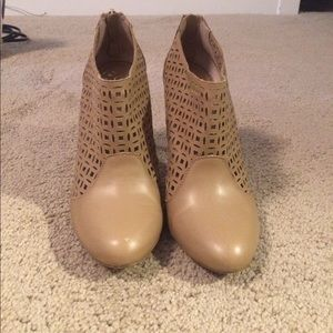 Sole Society booties.