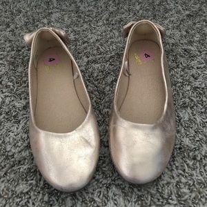 Girls flat shoe 4