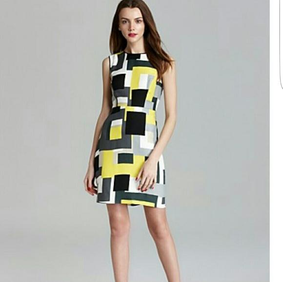 121809729d885 kate spade Dresses & Skirts - Kate spade Della Geometric Dress