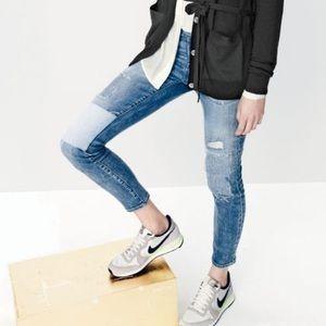 Nike Shoes - Nike Internationalist Premium J crew Sneakers