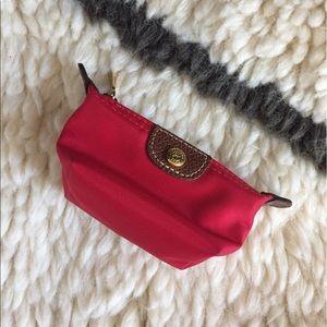 Longchamp Handbags - Longchamp Coin Pouch