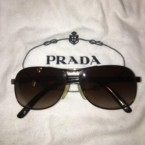 22d849d04751d ... where to buy used prada sunglasses brown 521f6 2cb08