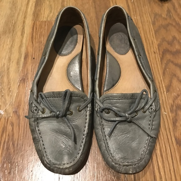 8bf93963b06 Frye Shoes - Frye Reagan Campus Driver Loafers - 7.5