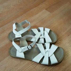 Salt Water Sandals by Hoy Shoes - Salt water sandals size 8