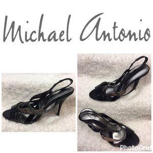 ***MICHAEL ANTONIO*** Heels Size 9!