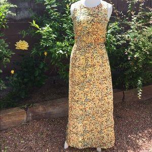 W118 by Walter Baker Dresses & Skirts - WALTER BAKER Spring Sleeveless Maxi Dress