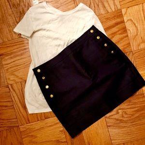 J.Crew skirt ⚓️