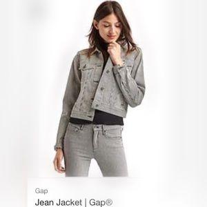 Gap Classic jean jacket