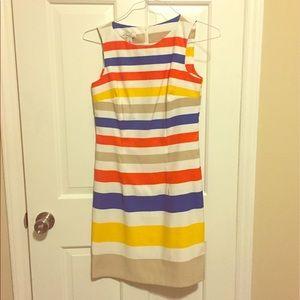 Kim Rogers Dresses & Skirts - Classic striped summer dress