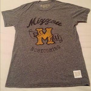 Original Retro Brand Other - Retro Brand - Missouri Homecoming T-shirt