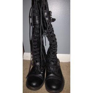 Nine West Shoes - Nine West Combat boots | size: 10