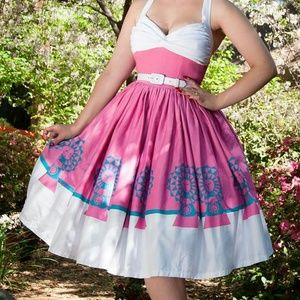 Pinup Girl Clothing Dresses & Skirts - Mary Blair Mother with Child Dress