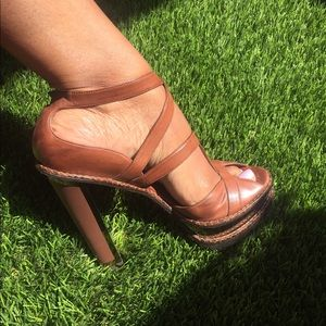 Shoes - Brian Atwood strappy heels
