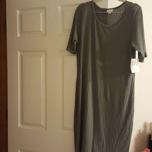 Brand new LuLaRoe Julia dress