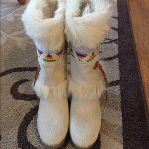 Tecnica Shoes - Tecnica Fur Boots