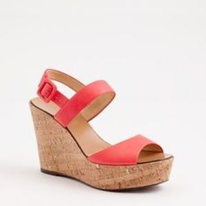 J. Crew Shoes - J. Crew Wedges