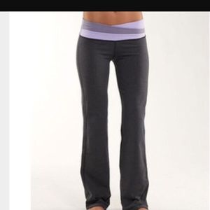 purple lululemon athletica yoga pants on Poshmark