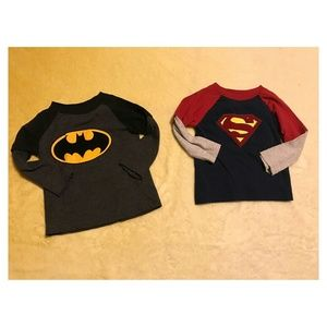 Other - Boy's Superhero Tops