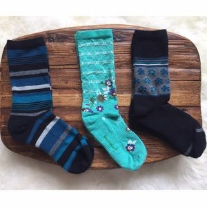 Smartwool Accessories - New! Never Worn 3 Pairs of Socks