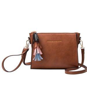 Melie Bianco Handbags - Escape the Ordinary Crossbody & Multi Color Tassel