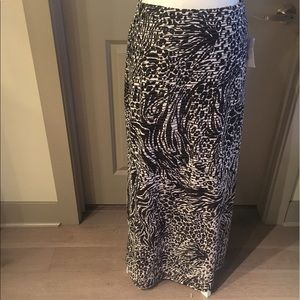 ECI Dresses & Skirts - NWT eci Long Skirt