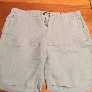 Slate & Stone Other - Men's Slate and Stone Linen Shorts