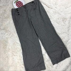 Larry Levine Pants - Larry Levine nautical cotton pants size 16