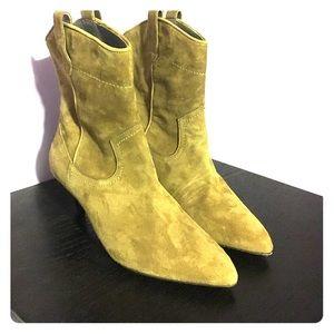 Gerard Darel Shoes - GERARD DAREL leather boots