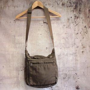 Ellington Handbags - Ellington Olive Green Canvas Crossbody