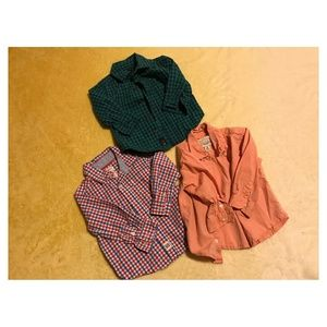 Children's Place Other - Boy's Button Down Tops