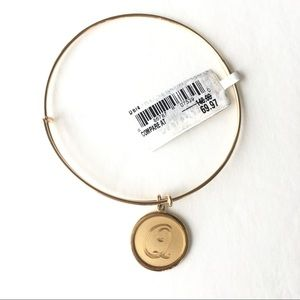 Alex & Ani Jewelry - Alex and Ani 14K Gold Filled Wire Bangle