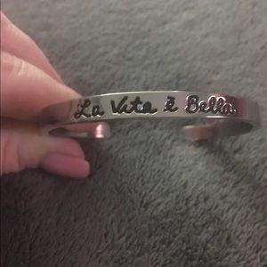 Jewelry - 💥FINAL💥 NWOT stainless steel cuff bracelet