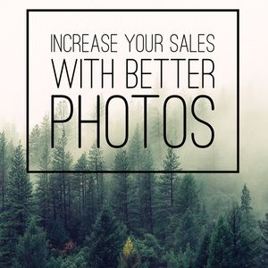 Other - Increase your sales with better photos!