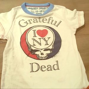 Rowdy Sprout Other - Grateful Dead ✌️Rowdy Sprouts 12-18 mo.  unisex
